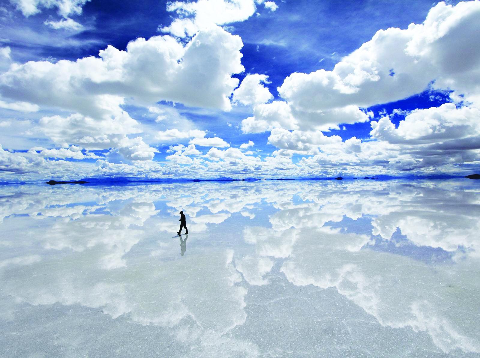 Njihuni me vendin ku bashkohen toka dhe qielli