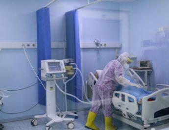 Spitalet stërmbushen  me pacientë të sëmurë nga Covidi
